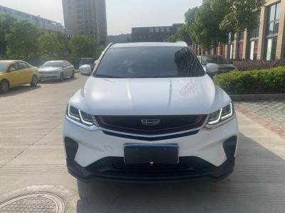 2019年6月 吉利 缤越 运动款 260T DCT游侠图片