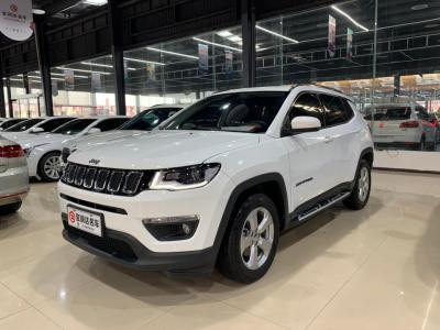 Jeep 指南者  2019款 200T 自动家享-互联大屏版图片