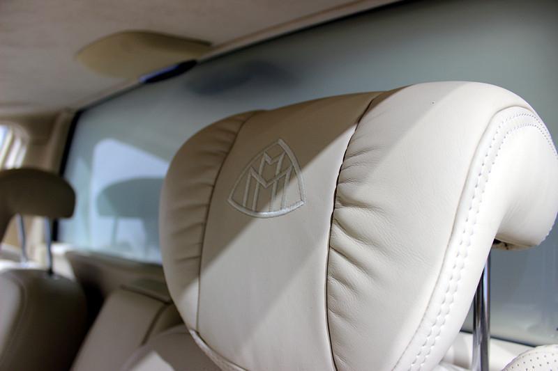 迈巴赫 迈巴赫 2011款 5.5T 62图片