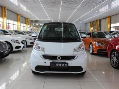 Smart Fortwo  Coupe 1.0 MHD 舒适畅游版图片