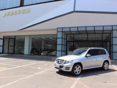 奔驰 GLK级  GLK200 2.0T图片