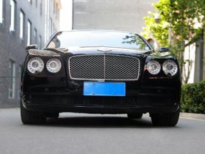 宾利 飞驰  V8 4.0T 标准版图片