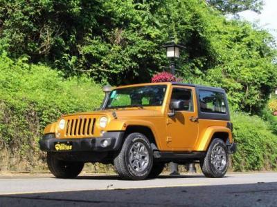 2014年5月 Jeep 牧马人  3.6L 两门图片