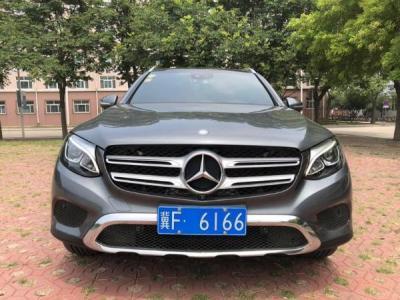 奔驰 GLC级  GLC260 2.0T 4MATIC 豪华型