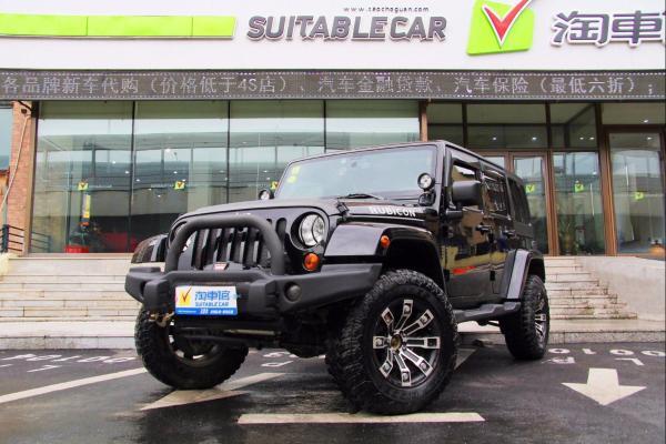 Jeep 牧马人  2013款 3.6L 四门