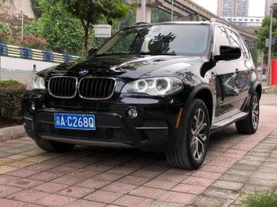 宝马 宝马X5  X5 3.0T 豪华型