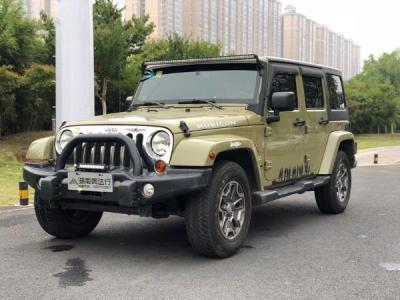 2014年7月 Jeep 牧马人 3.6L 四门图片