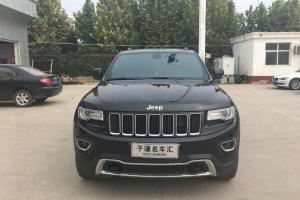 Jeep 大切诺基  3.0 舒享导航版