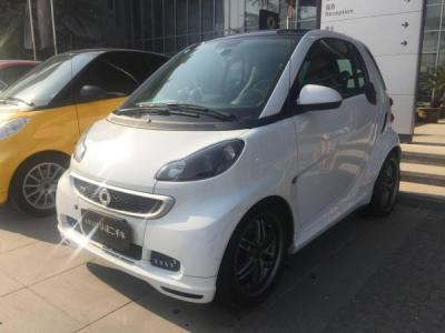 Smart Fortwo  Coupe 1.0T 博速Xclusive版图片