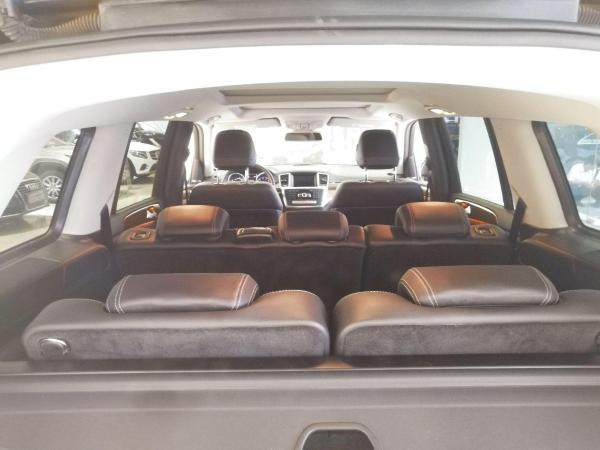 美规奔驰GL450七座图片