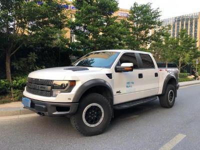 2015年7月 福特 F-150  F-150 SVT Raptor SuperCrew 6.2图片