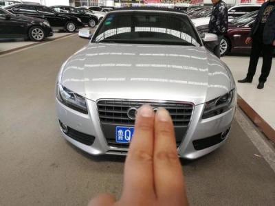 奥迪 奥迪A5  A5 40TFSI Cabriolet图片