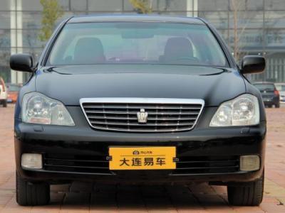 2007年1月 丰田 皇冠 2.5L 真皮版图片