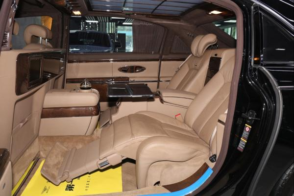 迈巴赫 迈巴赫62  2011款 62S 6.0T图片