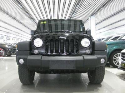 2018年10月 Jeep 牧马人  3.6L 四门 Recon 十年限量珍藏版(国内限量发售100台)图片