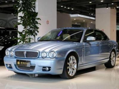 2010年8月 捷豹 XJ 6L 3.0 皇家加长版图片