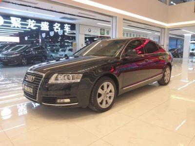 奥迪 奥迪A6L  2010款 2.4L 舒适型