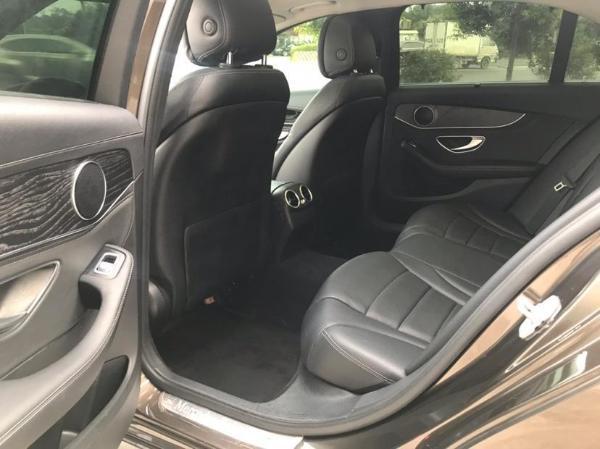 奔驰 奔驰C级  2015款 C 200 L 运动型图片