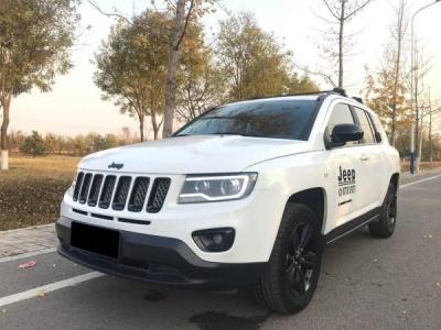 2013年10月 Jeep 指南者 2.4L 四驱舒适版 改款图片