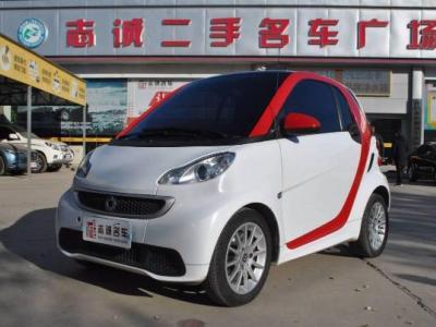 Smart Fortwo  coupe 1.0 MHD 硬顶新年特别版