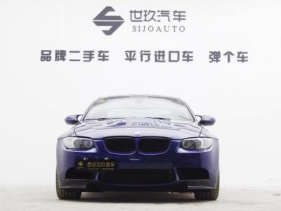 2012年4月 宝马 宝马M系(进口) M3 双门轿跑车 4.0 碳纤顶版图片