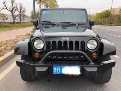 2013年5月 Jeep 牧马人 3.6L 两门 10周年限量版图片