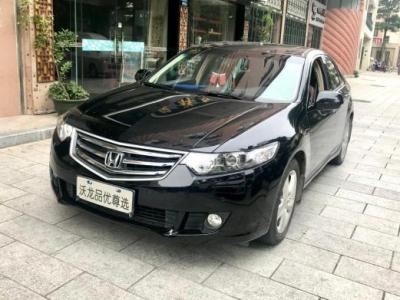 本田 思铂睿  2.4L 豪华版