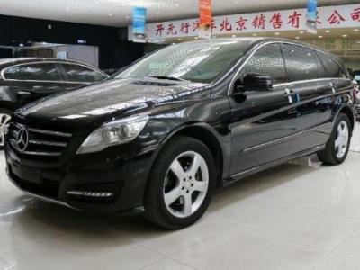 奔驰R级&nbspR400 4MATIC 3.0T 商务型