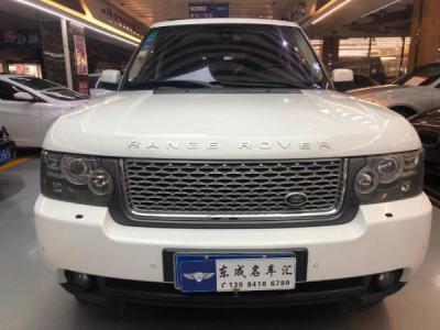 2010年8月 路虎 揽胜行政版 5.0L NA汽油型图片