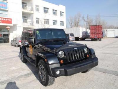 Jeep 牧马人  2014款 3.6L 四门 龙腾典藏版图片
