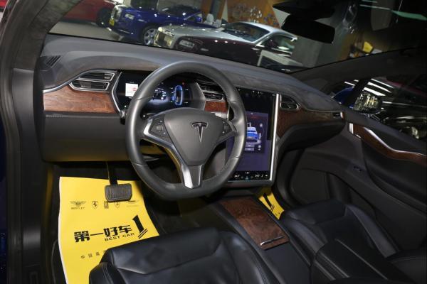 特斯拉 Model X  2016款 90D图片