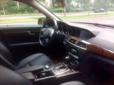 奔驰 C级 C200 CGI 1.8T 优雅型图片