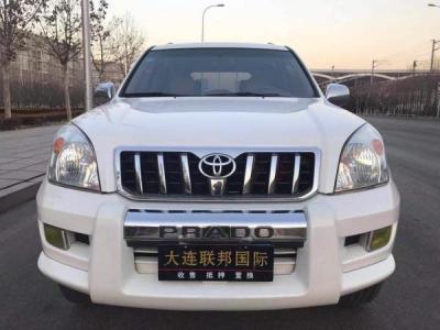 2006年8月 丰田 普拉多 4.0L 豪华型图片