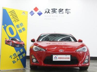 丰田 86  2014款 2.0L 豪华型图片