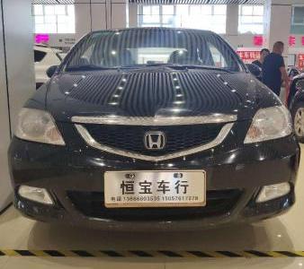 2008年9月 本田 思迪 1.5L AT豪华版图片