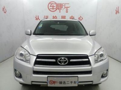 丰田 RAV4 2.4 豪华版