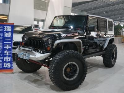 2012年3月 Jeep 牧马人 3.6L四门图片