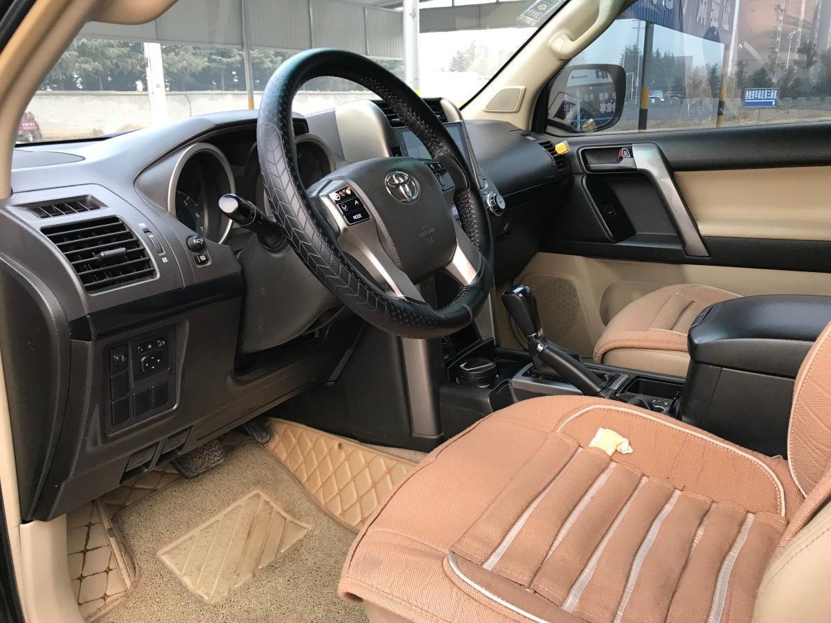 丰田 普拉多  2010款 2.7L 豪华版图片