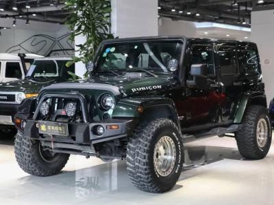 2012年1月 Jeep 牧马人 3.6L四门图片