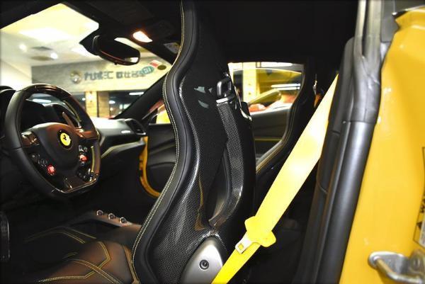 法拉利 488  GTB 3.9T图片