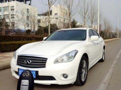 2012年1月 英菲尼迪 M M25 奢华型图片
