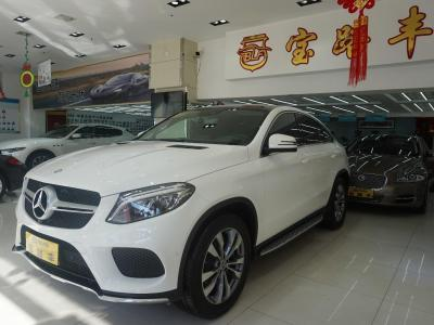 奔馳 奔馳GLE  2017款 GLE400 3.0T 4MATIC