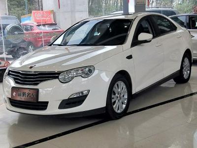 2014年1月 荣威 550 550S 1.8L TST启臻版图片