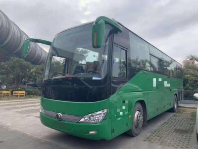 宇通客车51座旅游客运性质潍柴300机器超大行李仓