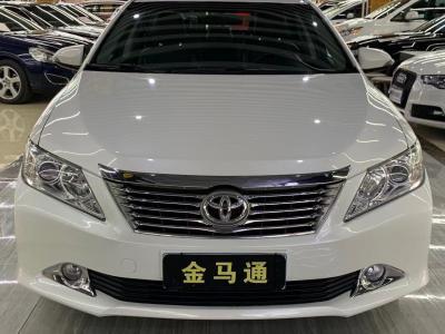 2014年3月 丰田 凯美瑞 200G 经典豪华版图片