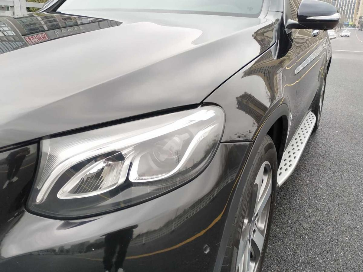 奔驰 奔驰GLC  2016款 GLC260 2.0T 4MATIC 豪华型图片
