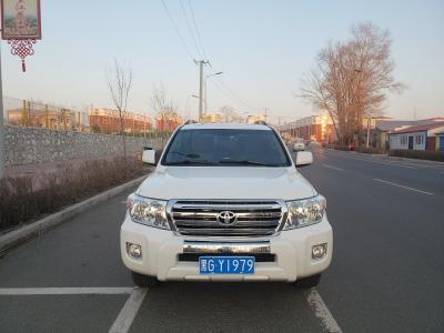 丰田 兰德酷路泽  2008款 4.7L VX-R