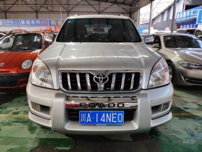 丰田 普拉多  2007款 4.0 GX 豪华版图片