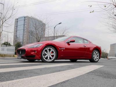 2016年10月 玛莎拉蒂 GT 4.2L 硬顶图片