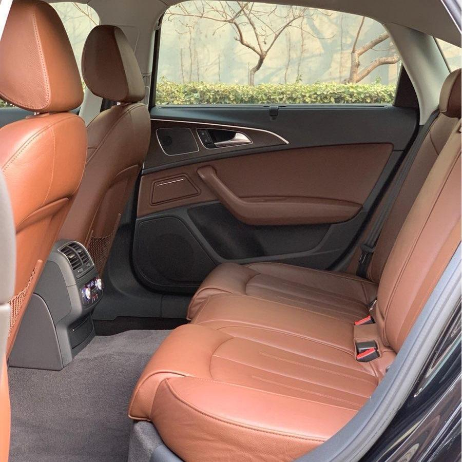 奥迪 奥迪A6L  2014款 A6L 35FSI quattro 豪华型图片